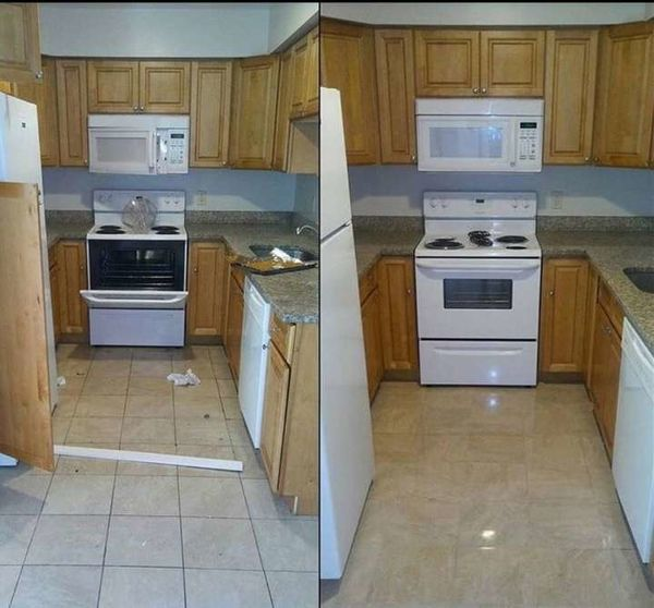 Before & After Commercial Kitchen Cleaning in Milford, CT (1)